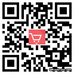 QR code with logo 1LRx0