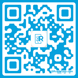QR code with logo 1LUH0