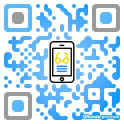 QR code with logo 1LUI0