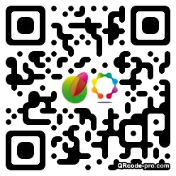 QR Code Design 1LXa0