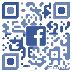 QR code with logo 1LZs0