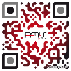 QR code with logo 1Lah0