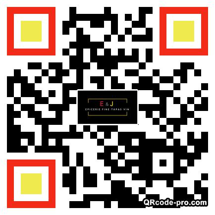 QR Code Design 1LbF0