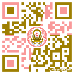 QR code with logo 1LhH0