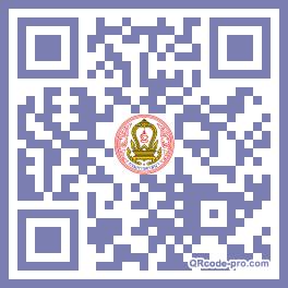 QR code with logo 1Li40