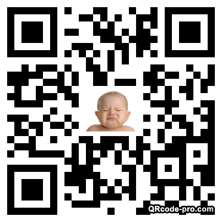 QR code with logo 1LiN0