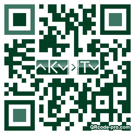 QR Code Design 1Lip0