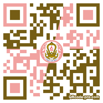QR code with logo 1Liw0