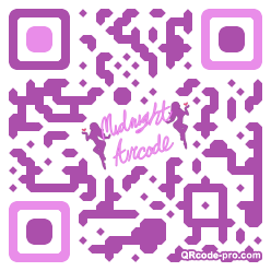 QR code with logo 1LvS0