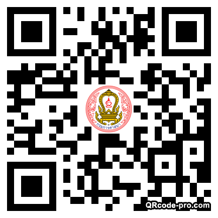 QR code with logo 1Lx50
