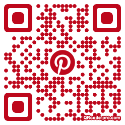 QR code with logo 1M170