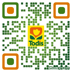 QR code with logo 1M6h0