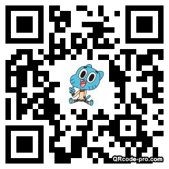 QR Code Design 1M8p0