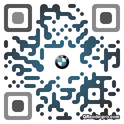 QR code with logo 1MAY0