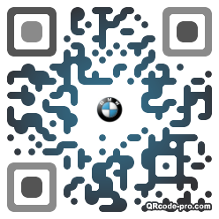 QR code with logo 1MB10