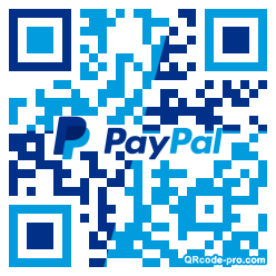 QR code with logo 1MBk0