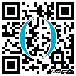 QR code with logo 1MCb0