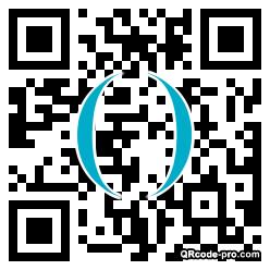 QR Code Design 1MCf0