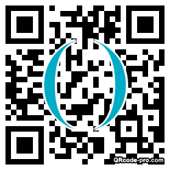 QR code with logo 1MCj0