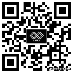 QR code with logo 1MF20