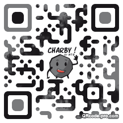 QR code with logo 1MGf0