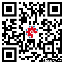 QR code with logo 1MHo0