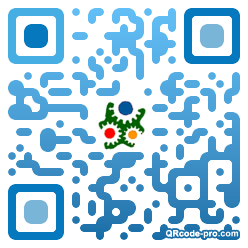QR code with logo 1MHp0
