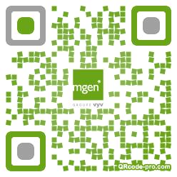 QR Code Design 1MLQ0