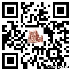 QR code with logo 1MLq0