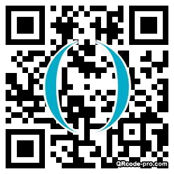 QR code with logo 1MNL0