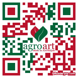 QR code with logo 1MNs0
