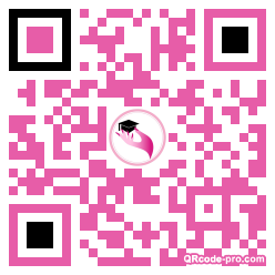 QR code with logo 1MPK0