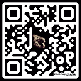 QR code with logo 1MPz0