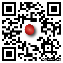 QR code with logo 1MQF0