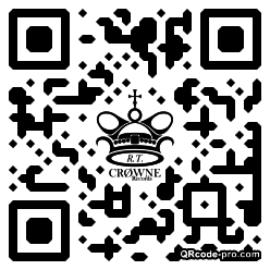 QR code with logo 1MUe0
