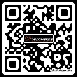 QR code with logo 1MWV0