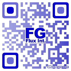 QR code with logo 1MXz0