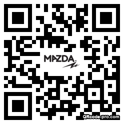 QR code with logo 1MZr0