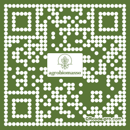 QR code with logo 1Md20