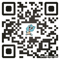 QR code with logo 1MgJ0