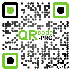QR code with logo 1Mgh0