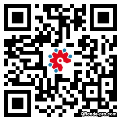 QR code with logo 1Ml30