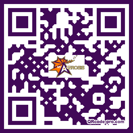 QR code with logo 1MmB0