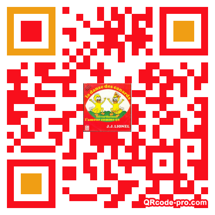 QR code with logo 1Mnq0