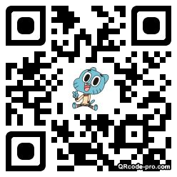 QR code with logo 1MsB0