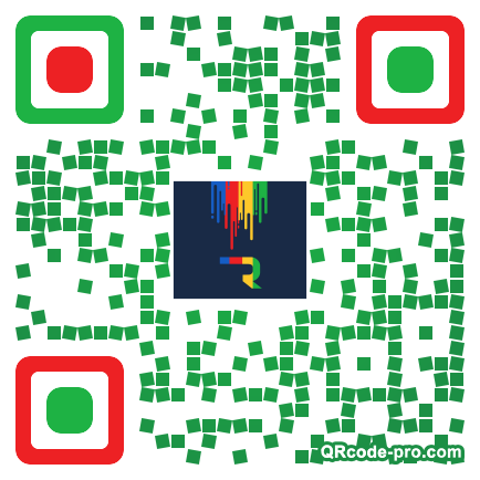 QR code with logo 1My00
