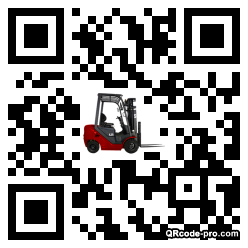 QR code with logo 1N160