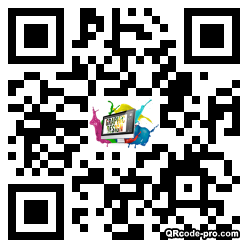 QR Code Design 1N180