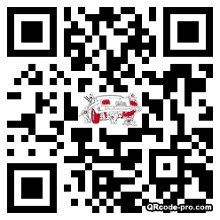 QR code with logo 1N1B0