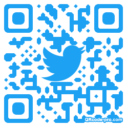 QR code with logo 1N1N0
